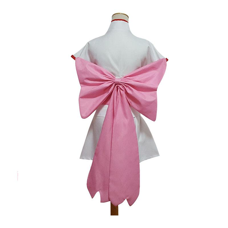Anime Re:Zero Starting Life in Another World Childhood Rem and Ram Kimono Cosplay Costume