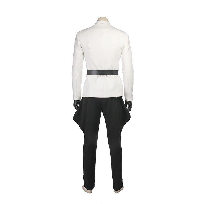 Rogue One A Star Wars Story Orson costume cosplay white outfit