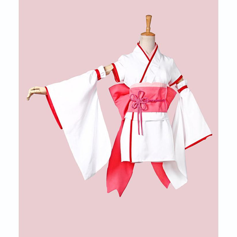 Starting Life in Another World Rem/Ram kimono costume cosplay