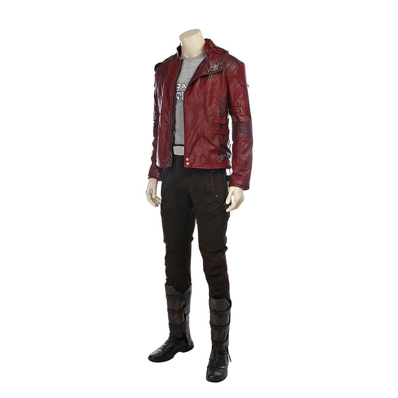 Guardians of the Galaxy Star Lord Peter Quill cosplay costume