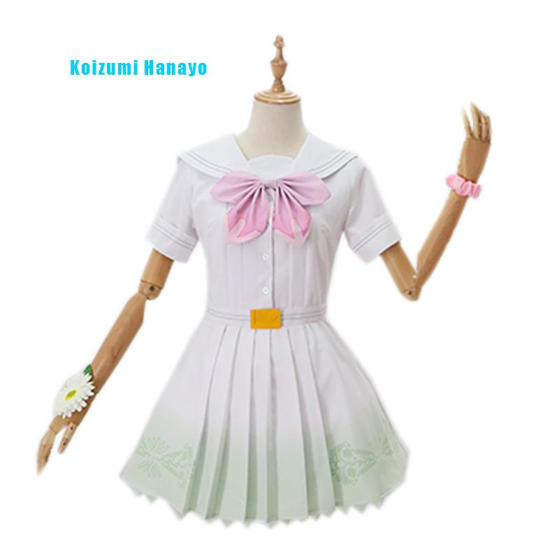 LoveLive! Tojo Nozomi and ??'s All Members A Song for You You You Uniform Cosplay Costume