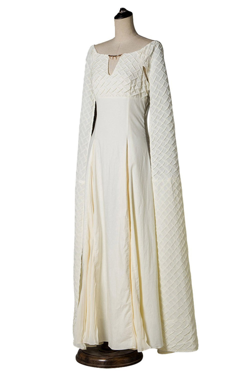 Game of Thrones Daenerys Targaryen Cosplay Costume Season 5 Mother of Dragon Outfit