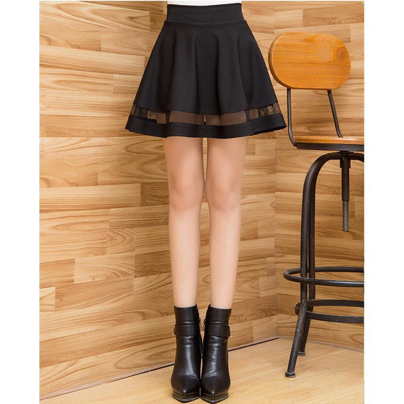 Harajuku Mini Skirt Faldas [5 Colors]