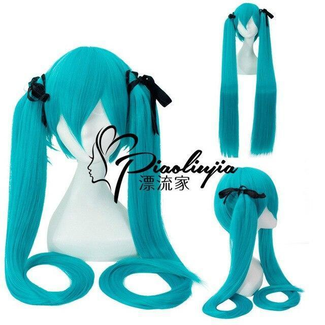 Hatsune Miku Wig Vocaloid Cosplay Accessory