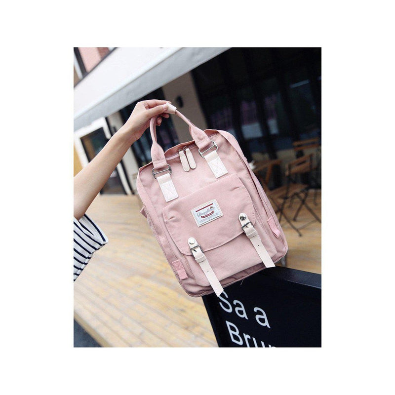 Kawaii Pastel Waterproof Backpack [5 Colors]