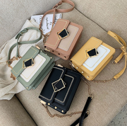 Fashion shoulder bag wild chain crossbody bag