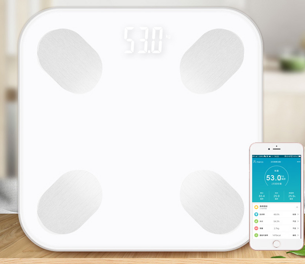 Bluetooth smart body fat scale electronic scale weight body scale
