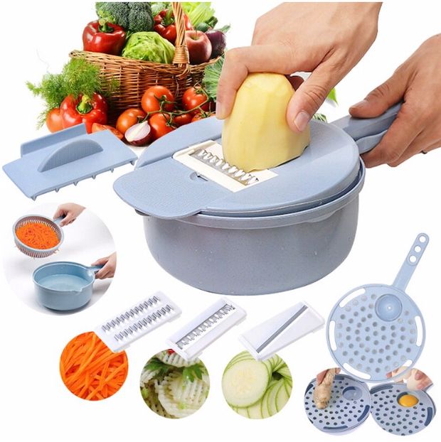 8 in 1 mandoline slicer