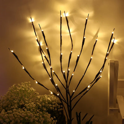 LED Willow Twig Lighted Branch
