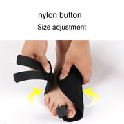 2PCS Toe Separator Bunion Corrector Orthopedic Pedicure Tool