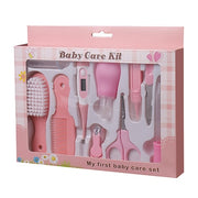 10Pcs/Set Baby Nail Trimmer Care Set