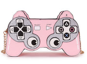 Fun Game Controller Stlyle Fashion Ladies Casual Handbag