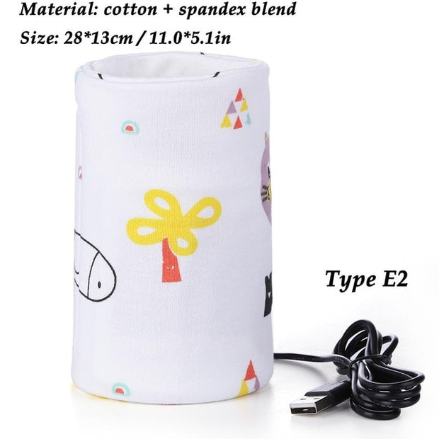 Newborn Baby Bottle Warmer Portable