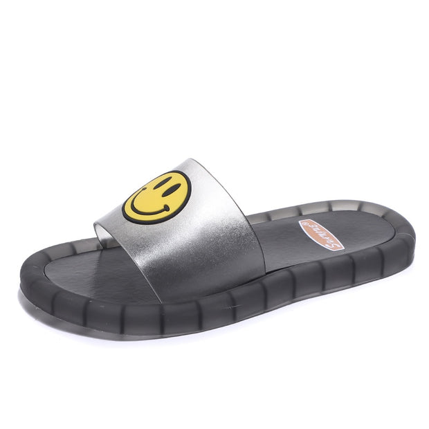 Girls Boys Luminous Slippers Flip Flops