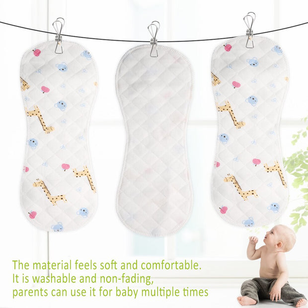 25pcs Reusable Baby Diapers  babies care