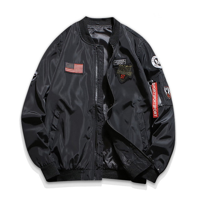 U.S.A Flight Jacket