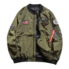 Load image into Gallery viewer, U.S.A Flight Jacket