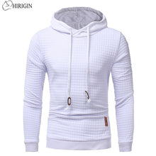 Load image into Gallery viewer, Woven Hooded Sweater