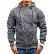 Load image into Gallery viewer, Warm Layered Hoodie With zippers