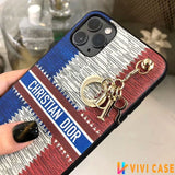 Christian Dior Style Waterproof Shockproof Protective Designer iPhone Case For SE 11 Pro Max X XS XR 7 8 Plus