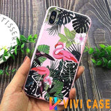 iPhone Case 3 / For iPhone X Glossy Modern Candy Color iPhone Case MORE SELECTIONS!