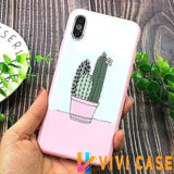 iPhone Case 4 / For iPhone X Glossy Modern Candy Color iPhone Case MORE SELECTIONS!