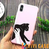 iPhone Case 7 / For iPhone X Glossy Modern Candy Color iPhone Case MORE SELECTIONS!