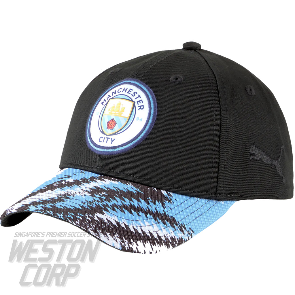 Manchester City Iconic Archive Baseball Cap