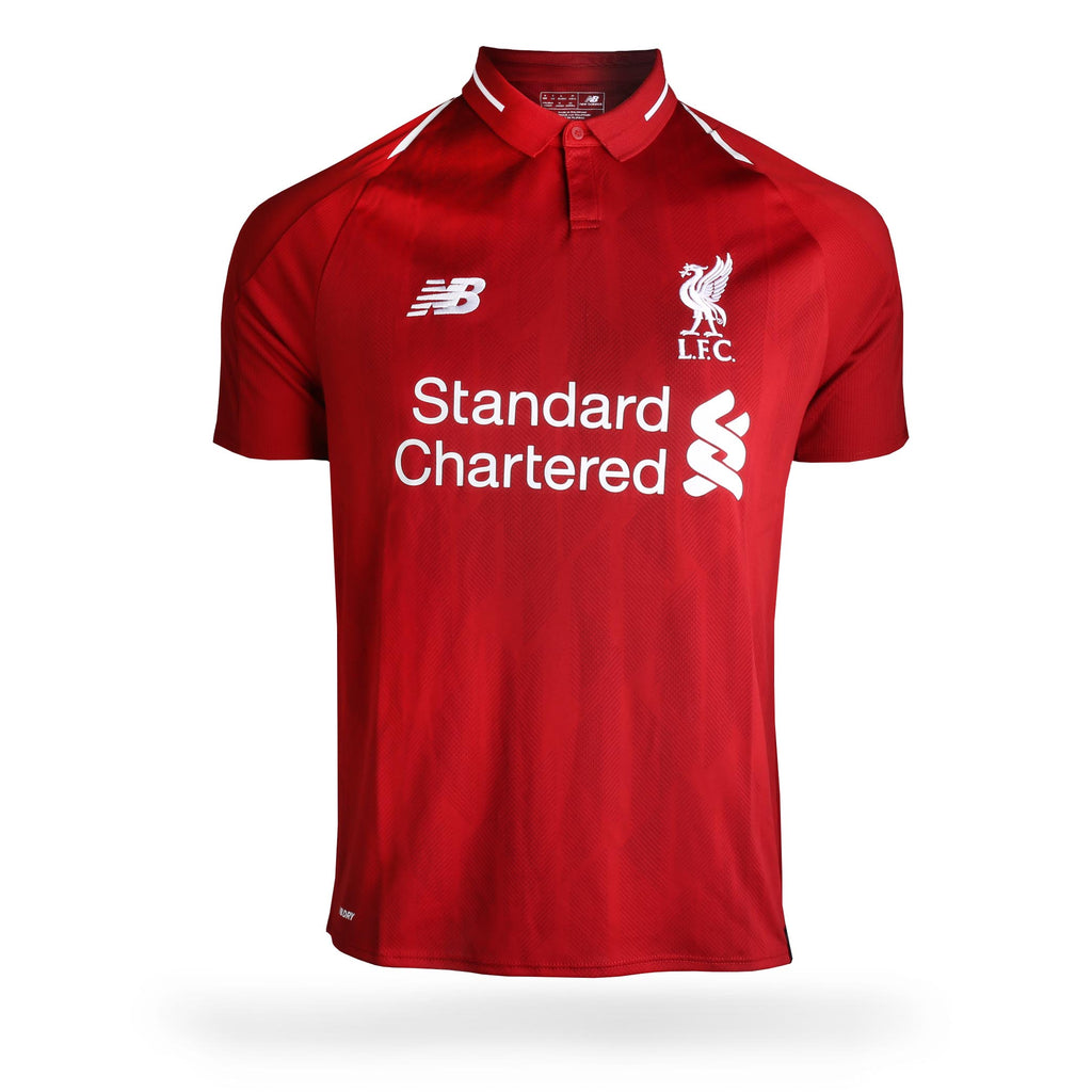 Liverpool FC Adult 2018-19 SS Home Shirt