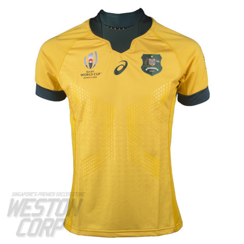 Australia Rugby World Cup 2019 Adult Home Jersey