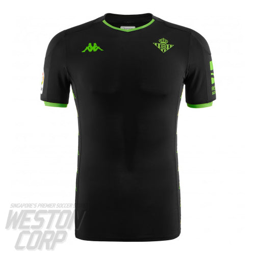 Real Betis 2019-20 SS Away Shirt