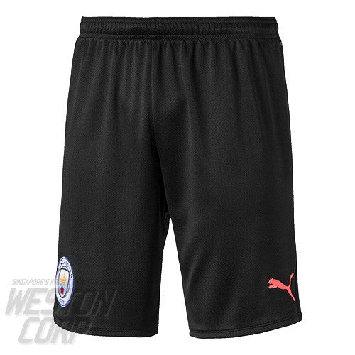 Manchester City Adult 2019-20 Away Shorts