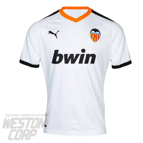 Valencia Adult 2019-20 SS Home Shirt