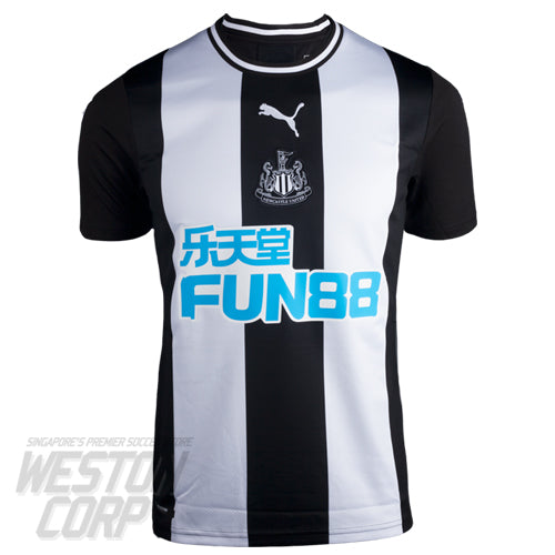 Newcastle Adult 2019-20 SS Home Shirt