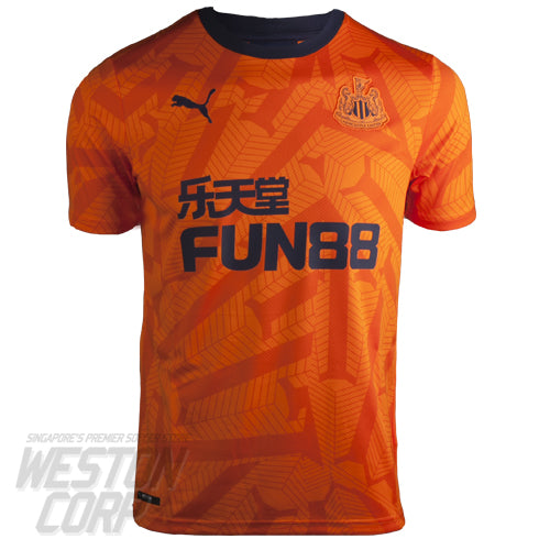 Newcastle Adult 2019-20 SS 3rd Shirt
