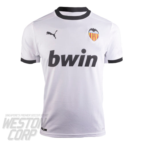 Valencia Adult 2020-21 SS Home Shirt