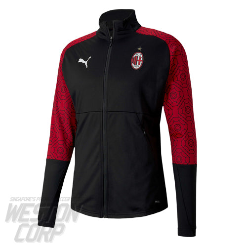 AC Milan Adult 2020-21 Home Stadium Jacket