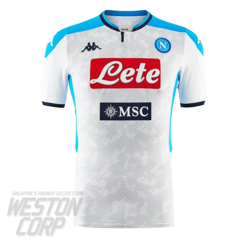 Napoli Adult 2019-20 SS 3rd Authentic Shirt