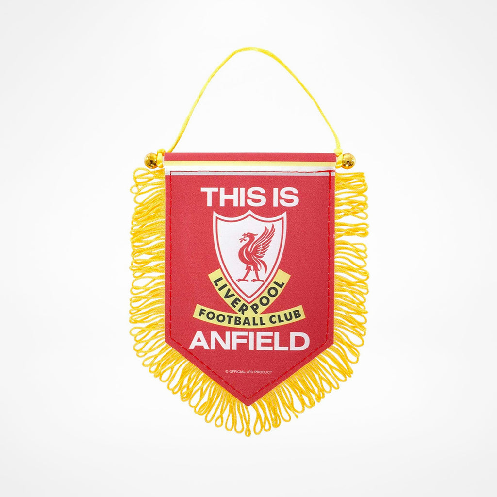 LFC This Is Anfield Mini Pennant