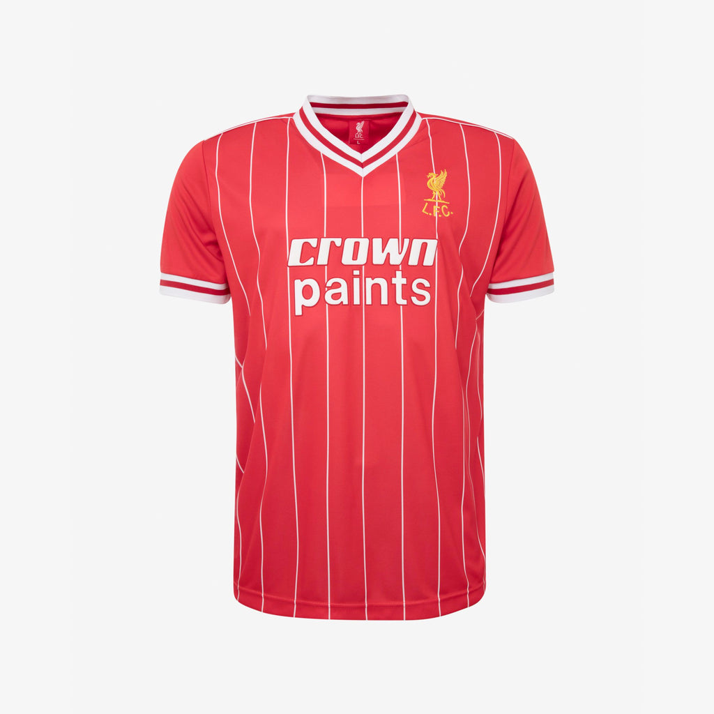 Liverpool FC Adult 1982 Home Shirt