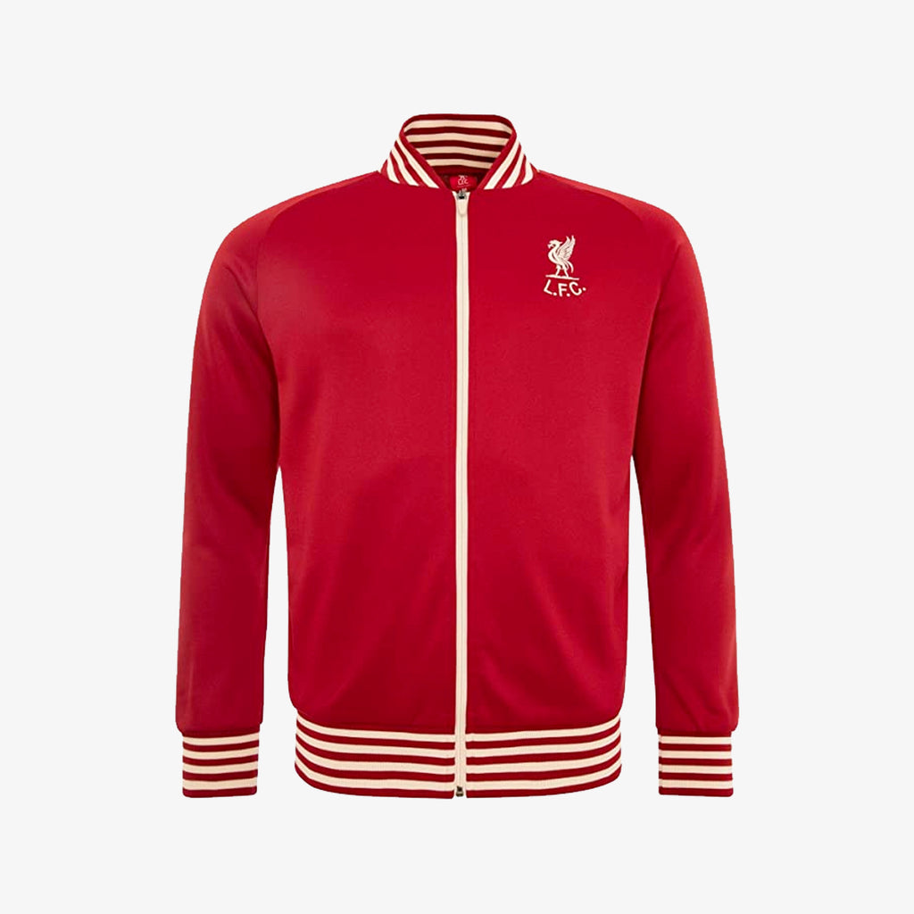 Liverpool FC Adult Red Shankly Track Jacket