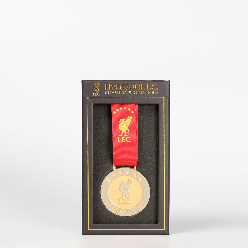 LFC Madrid 2019 Medal
