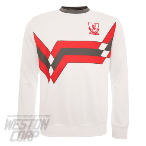 Liverpool Retro Candy Sweat Top