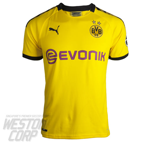 Borussia Dortmund Youth 2019-20 SS Home Shirt
