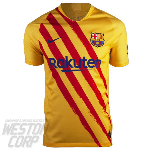 Barcelona Adult 2019-20 SS 4th Shirt