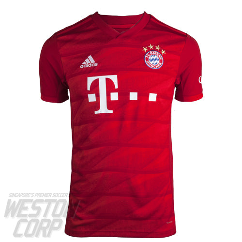 Bayern Munich Youth 2019-20 SS Home Shirt