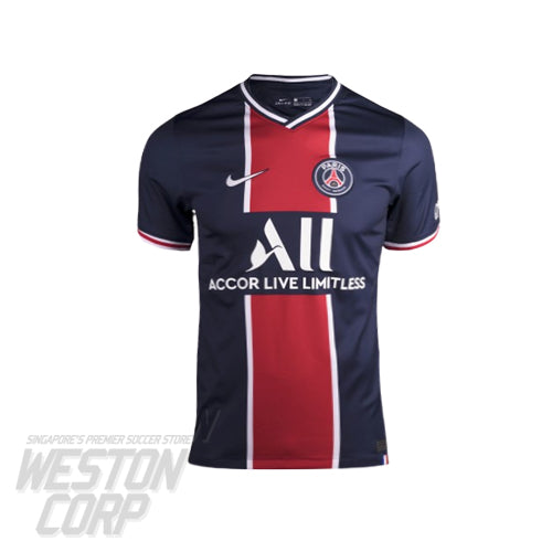 Paris Saint Germain Youth 2020-21 Home Stadium Jersey