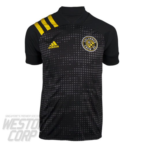 Columbus Crew Adult 2020 SS Away Shirt