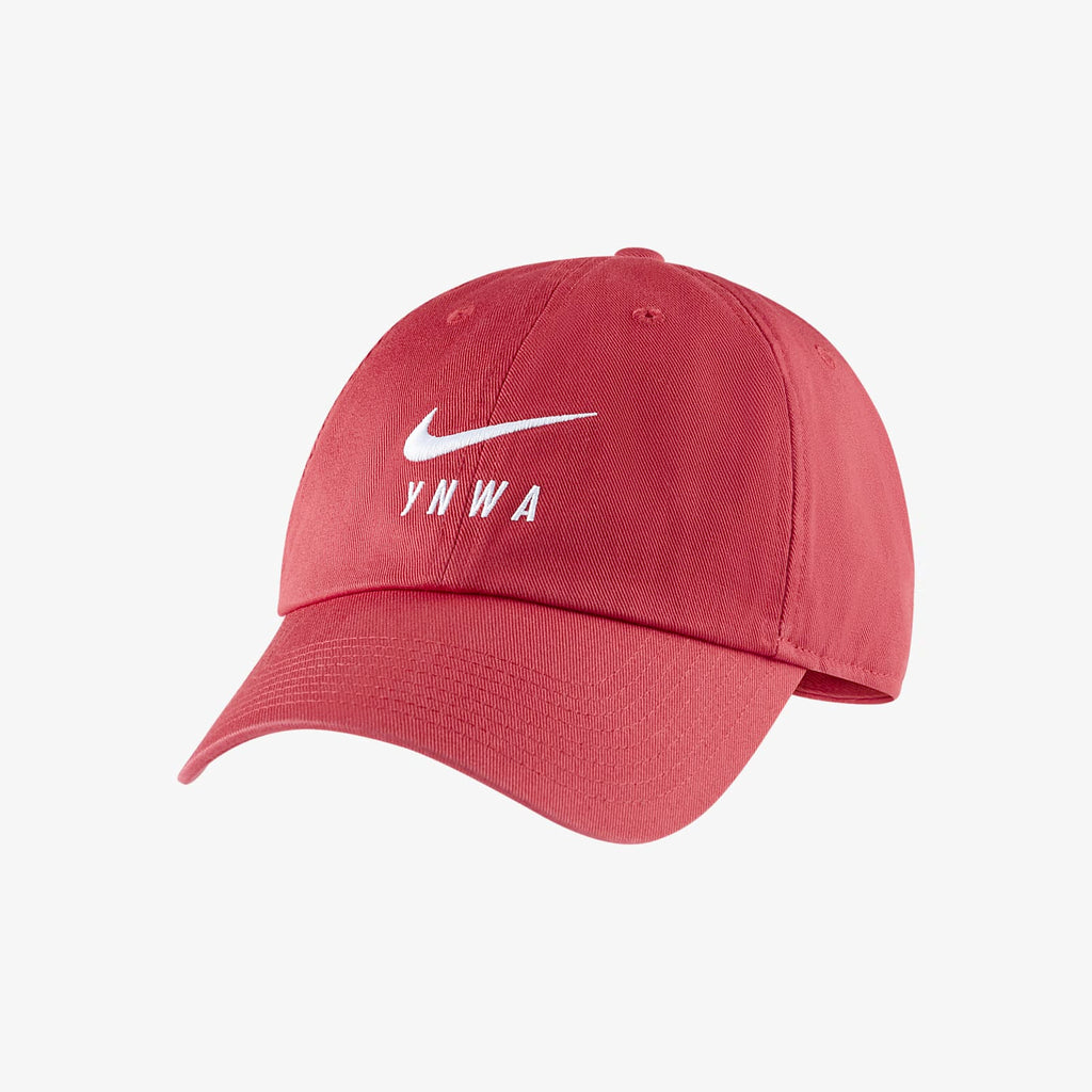 LFC Nike Adults YNWA Heritage 86 Red Cap