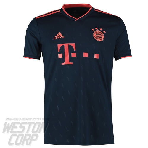 Bayern Munich Adult 2019-20 SS 3rd Shirt